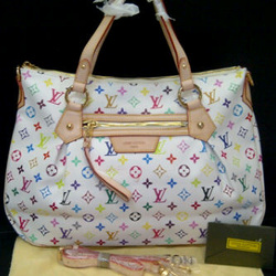 LOUIS VUITTON MULTI WHITE  Rp.630.000