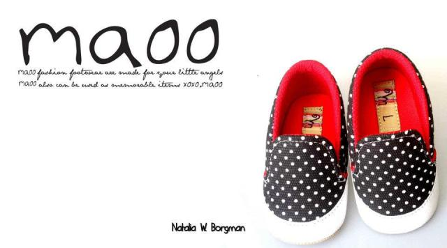 NATALIA W BORGMAN BABY SHOES IDR.130.000